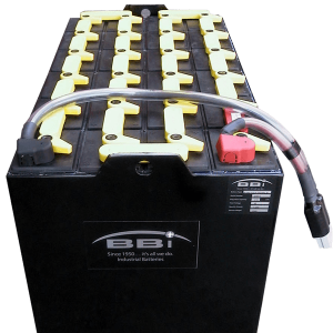 Refurbished 36 volt forklift battery Michigan, Illinois, Ohio