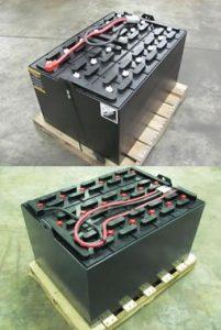 Cheap forklift batteries in Michigan, Ohio, New York, Florida